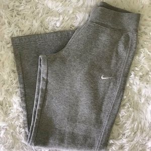 Nike Wide Leg Sweatpants